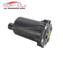 Filtre de compresseur de Suspension dair   Pompe de Strut dair, LR023964, VUB504700 RQQ500020, filtre pour la découverte de Land Rover 3 4