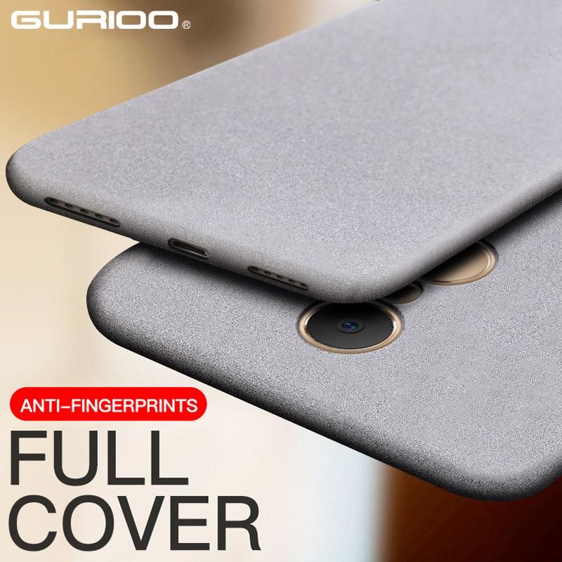 Ultra-delgada de piedra arenisca funda de teléfono para Xiaomi Redmi Note 5 5 5 6 6 7 8 SE 9 Pro mate suave para el Mi 5 jugar mezclar 2 2s 3 Max 2 3 Poco F1