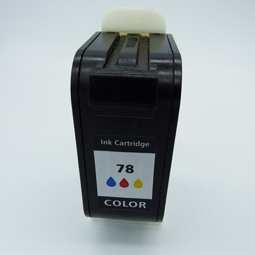 Remanufactured Tinte Patronen Für HP78 XL 78XL HP78XL HP78 6578D Deskjet 920c 930c 932c 980c 1220cse 9300 Photosmart 1000 1215