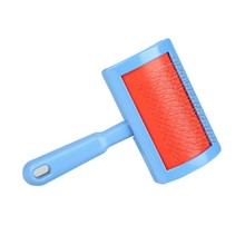 Red Dog Brush Comb Puppy Cat Hair Gilling Beauty Bath Massage Grooming Comb Brush Pet Cleaning Suppl