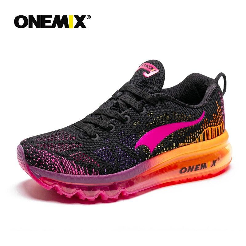 Мужские и женские кроссовки ONEMIX, дышащие кроссовки для бега, для тренировок