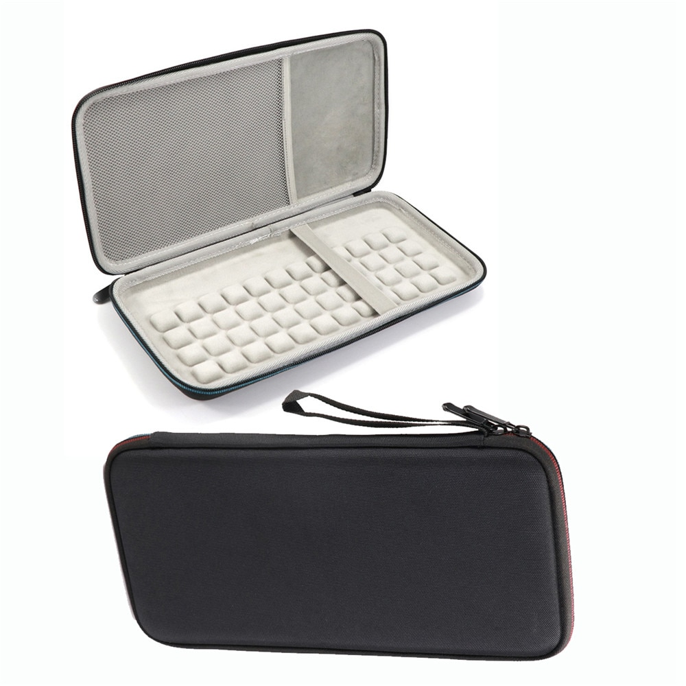 De almacenamiento de bolsa caso para Logitech K810 920 K811 teclado inalámbrico de almacenamiento de bolsa de EVA duro caso