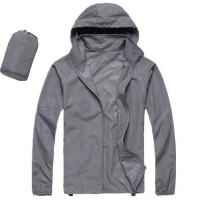 15Color Mens Quick Dry Skin Sun Protection Clothing Couple Medels Coat Fashion Windbreaker Waterproof Men Women Jacket