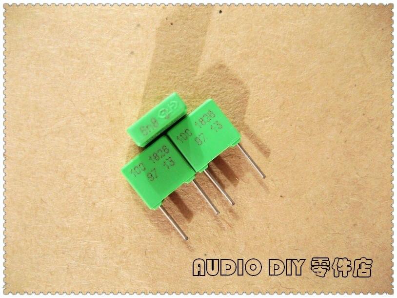 10 uds/50 Uds MKT1826 serie 6800pF 100V 100v6800pf 6.8nF 682 Condensador de película