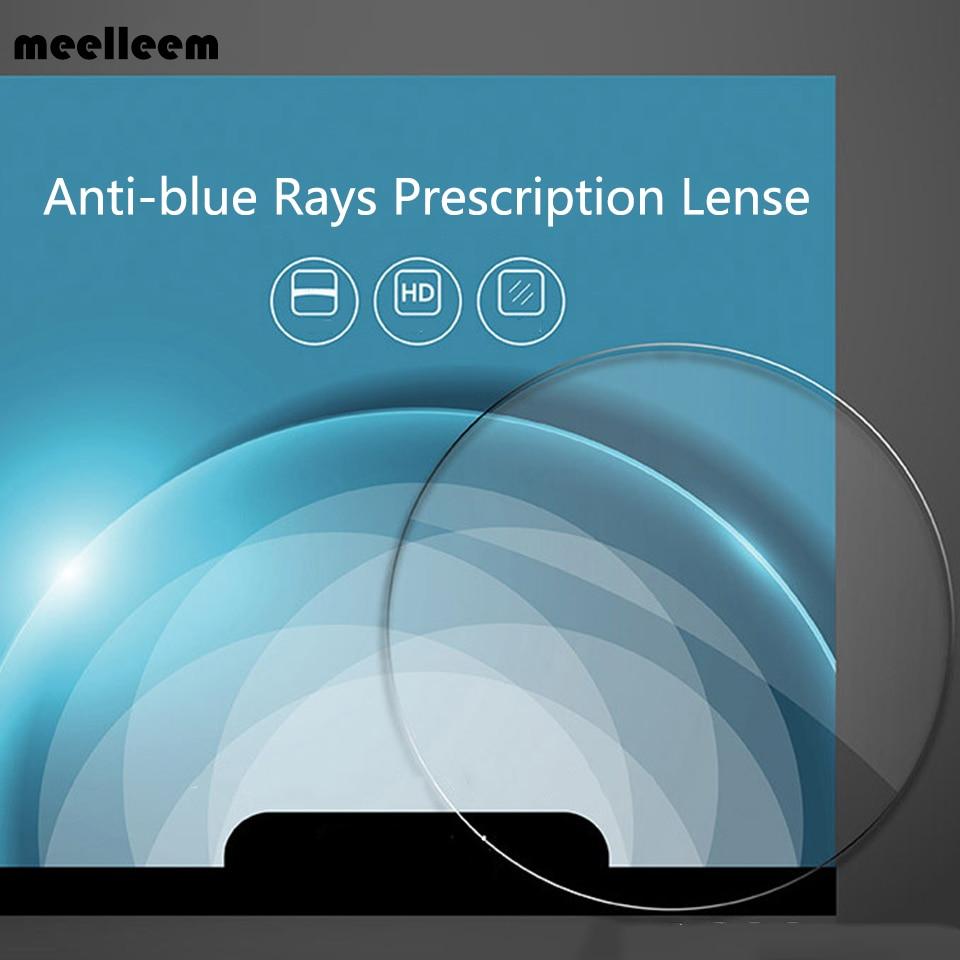 نظارة قراءة مع مؤشر الضوء الأزرق للنساء والرجال ، عدسات قراءة بوصفة طبية ، 1.56 ، 1.61 ، 1.67