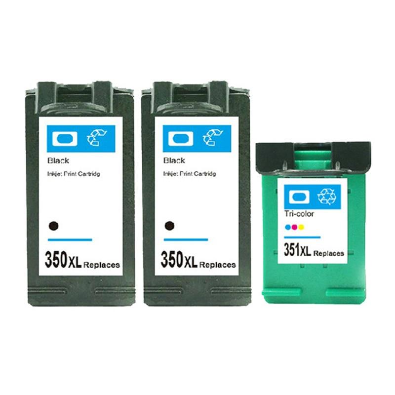 einkshop Brand 350XL 351XL Compatible Ink Cartridge 350 351 Suitable For HP PhotosmartC4480 C4240 C4580 C5280 C4480 Printer