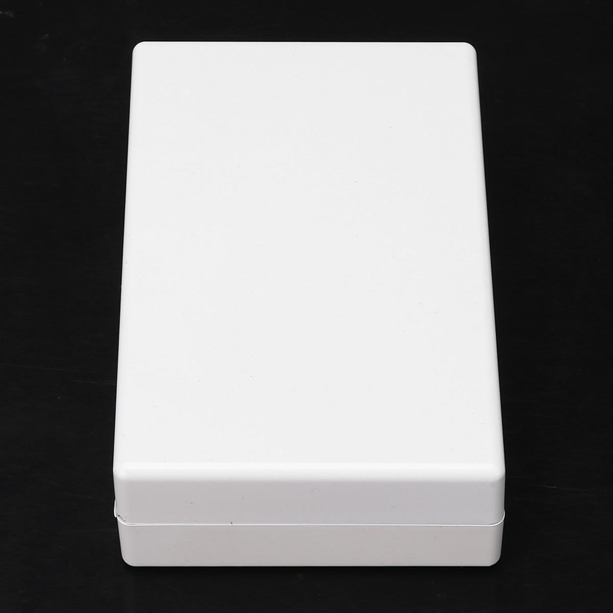 1pc impermeable cajas de plástico cubierta proyecto caja electrónica 125*80*32mm con Anti-corrosión