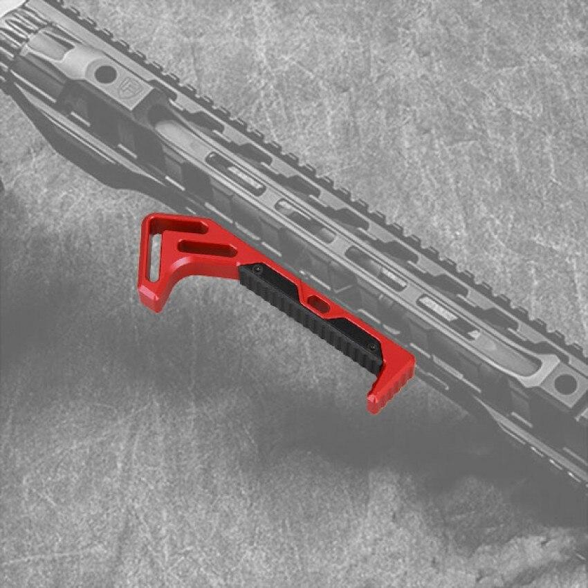 WIPSON Тактический Ручной стоп алюминиевый ручной стоп для M-lok поручень черного цвета
