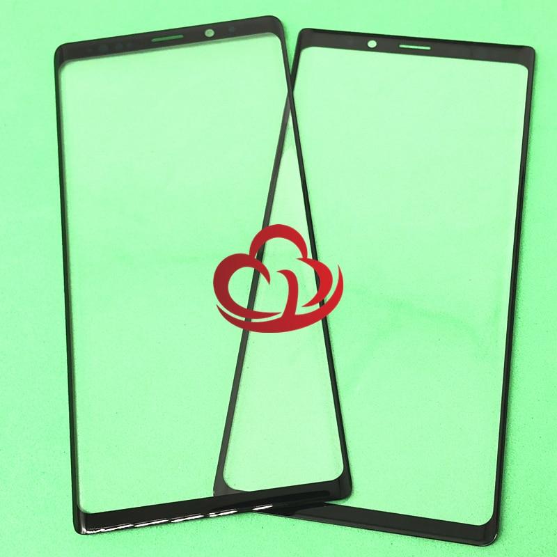 10 pçs/lote Substituição LCD Frontal Touch Screen Vidro Externo Da Lente Para Samsung Galaxy Note 9 N960 N960F N960FD N960U N960U1 n960W