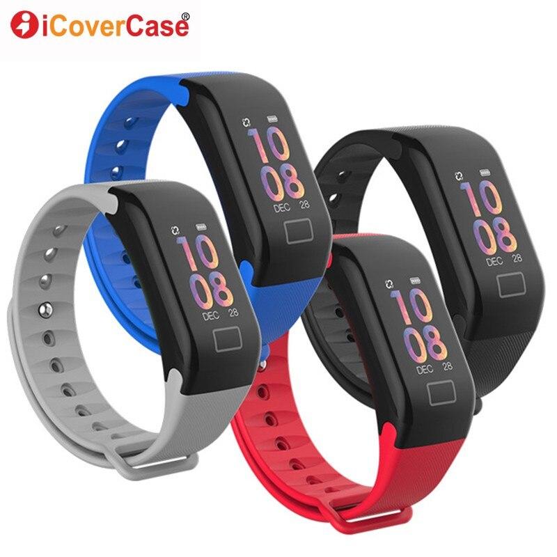 Wristband Smart Watch Bracelet Blood Pressure Wrist Band Watch IP67 For Huawei P30 Lite P20 Pro P10 Plus P9 P8 Mate 20 20X 10