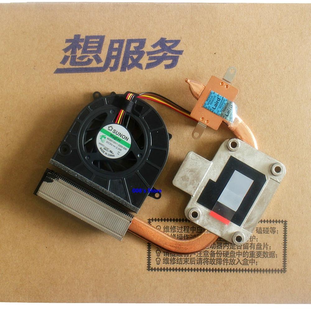 Новый Кулер Для процессора вентилятор радиатора для Lenovo G460 Z460 z560 G465 Z465 Z565 Z560A G460A радиатор MG65130V1-Q000-S99 5V 2,0 W DC280008ZA0