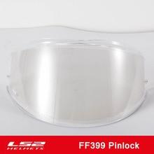 Visière de casque de moto LS2 vallian   100% Original, Pinlock, patch Anti-buée uniquement pour lentille LS2 FF399, Film Anti-buée