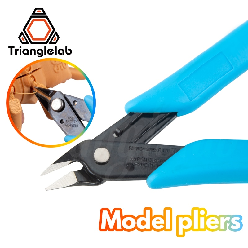 Триммер для 3d печати режущие кусачки для резки проволоки модели шлифовальных инструментов 3D-принтер DIY Инструменты для производства