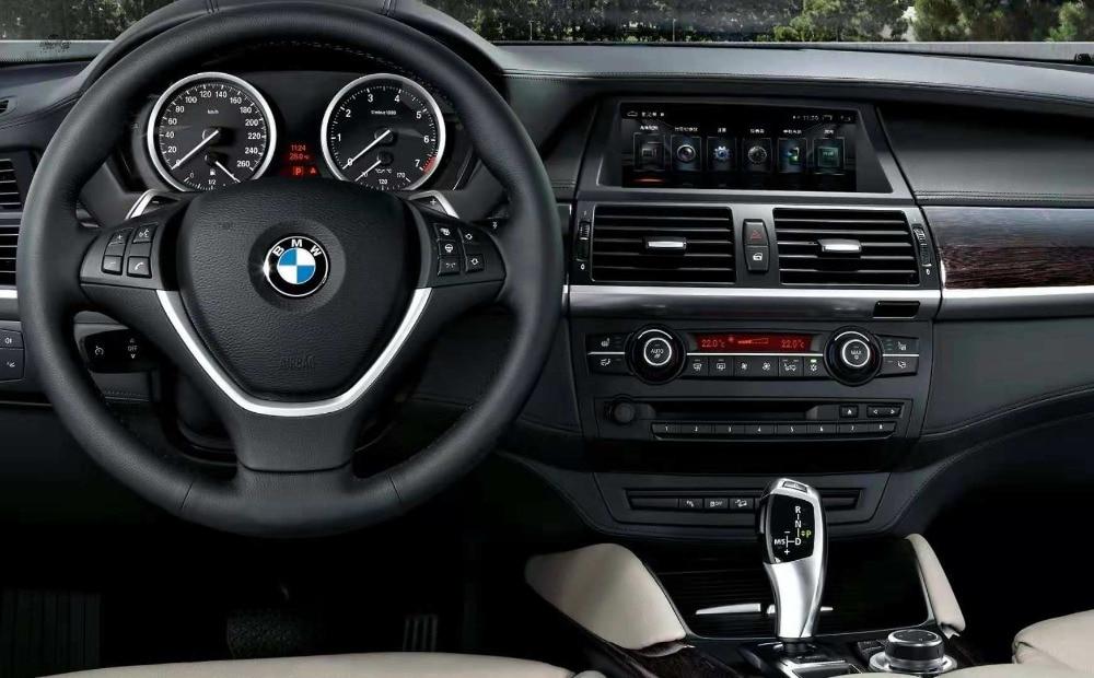 "8,8 ""Android 1280*480 Auto DVD GPS Stereo Radio Navigation Navi Player für BMW X5 E70 F15 X6 E71 f16 F86 Suport CANBUS"