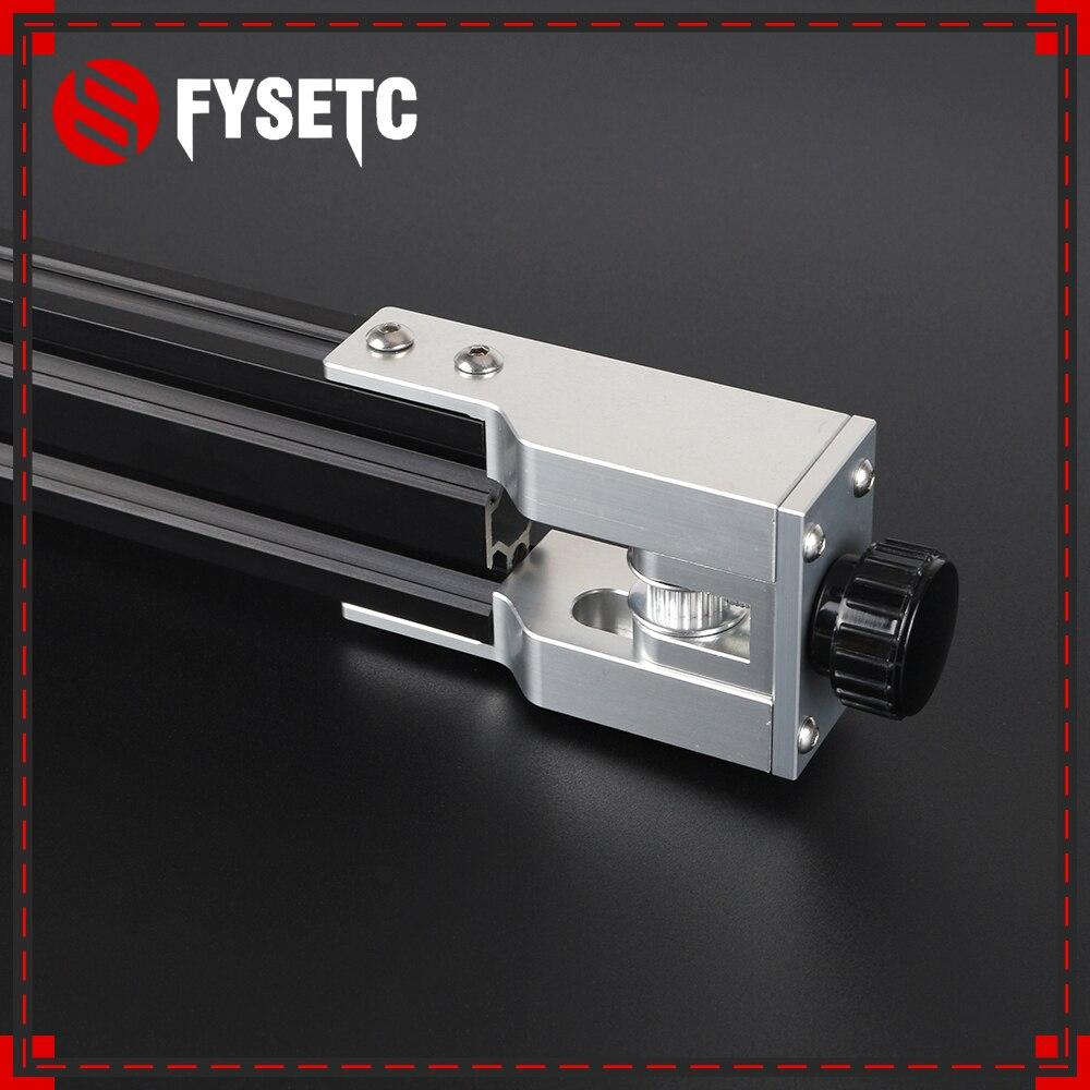 2040 الشخصي Y-محور متزامن حزام تمتد CR10 استقامة الموتر ل CR-10 CR10S ثلاثية الأبعاد أجزاء الطابعة