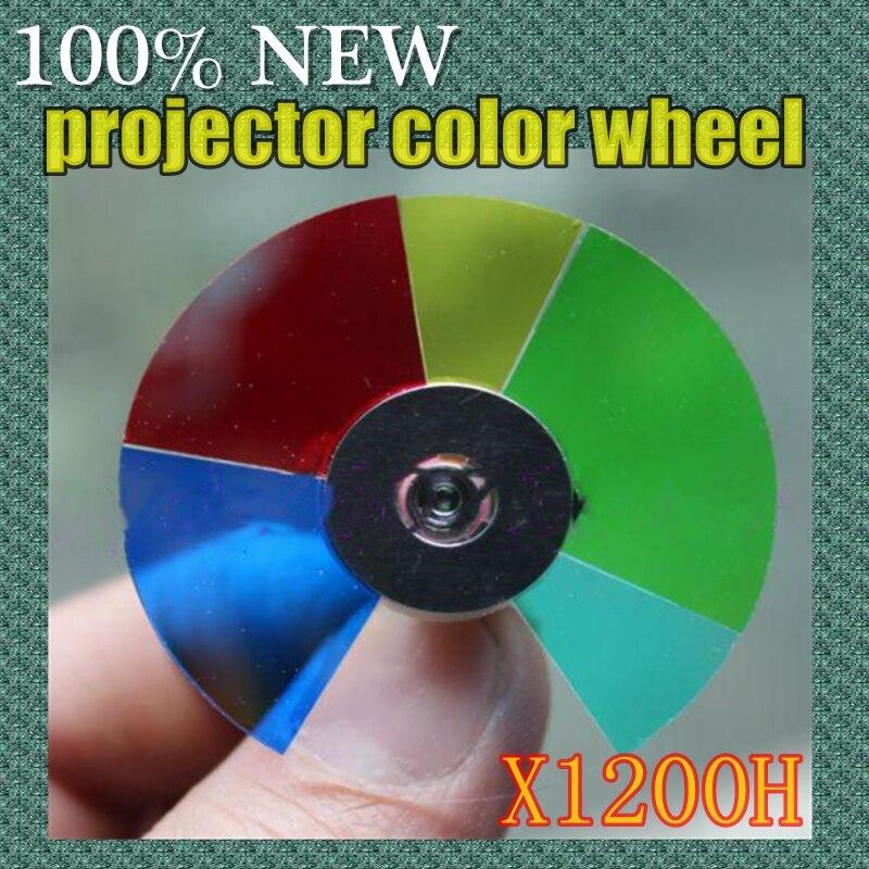 جديد الأصلي العارض عجلة الألوان ل acer X1200H