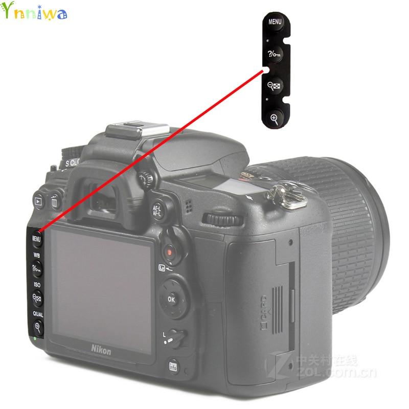 For Nikon D90 D300 D300S D700 D600 D610 D7000 D7100 Function key DSLR Camera Replacement Unit Repair Part