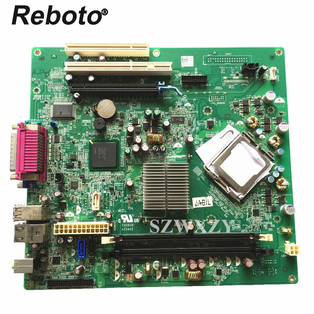 Материнская плата для настольного компьютера Dell Optiplex 380 MT DDR3 CN-0HN7XN 0HN7XN HN7XN, материнская плата полностью протестирована