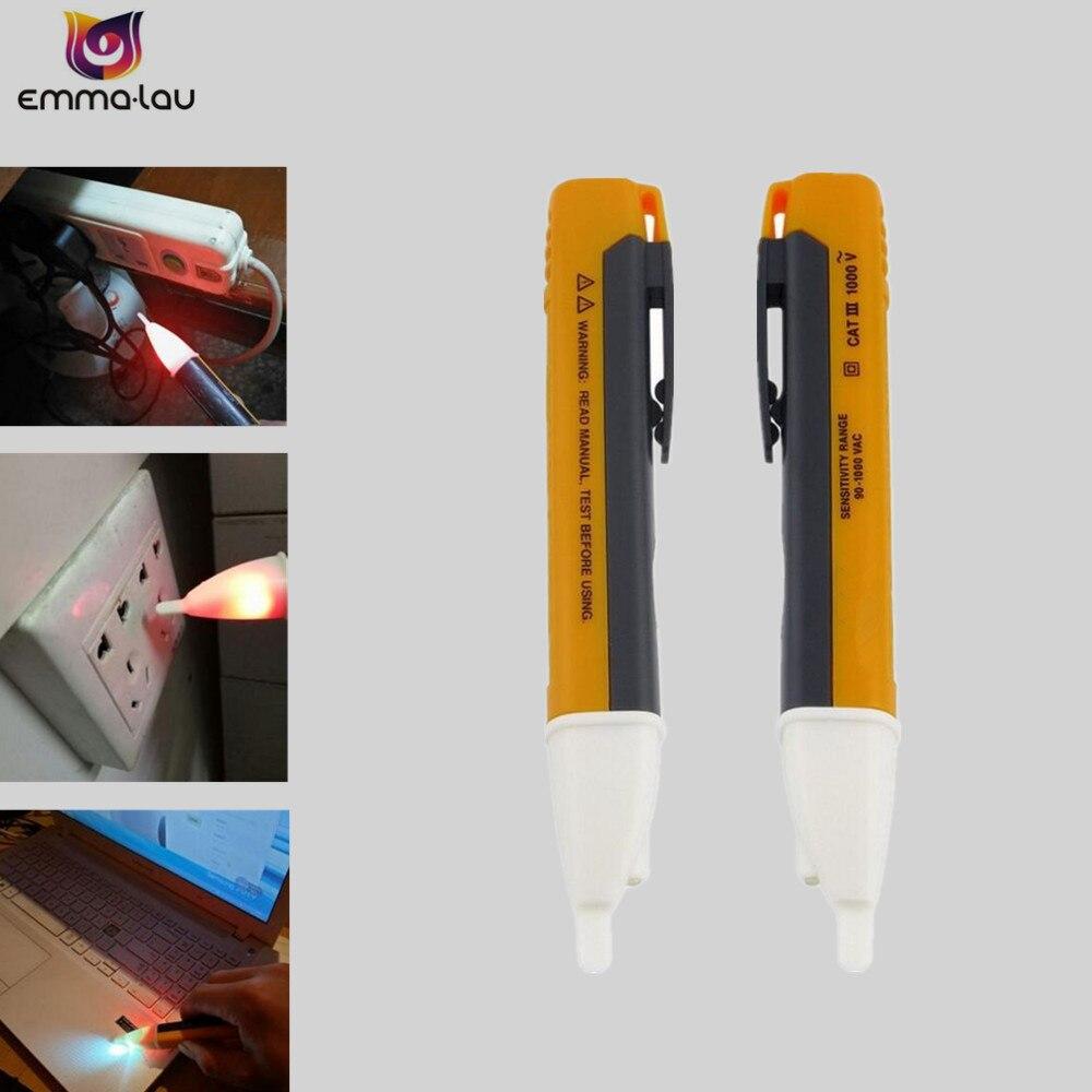 Buchse Wand Ac Power Outlet Voltage Detector Sensor Tester Elektrische Test Stift Led Licht Spannung Strahlung Anzeige 90 1000v Ac Power Electric Indicator Voltageindicator Led Aliexpress