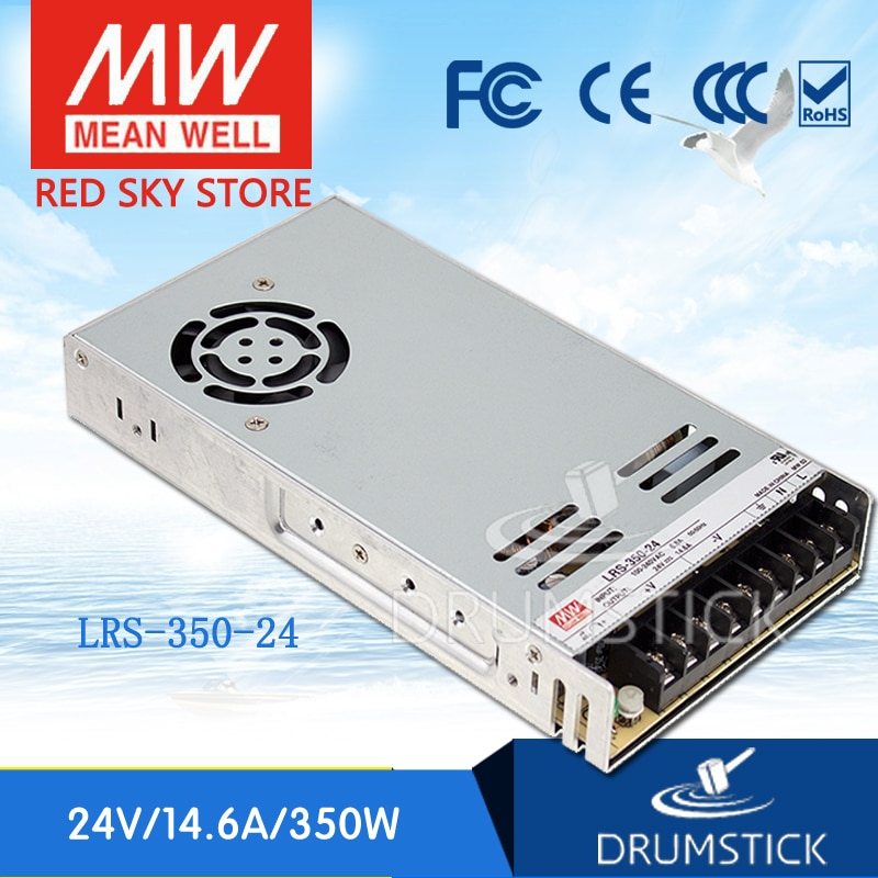 advantages mean well cen 75 15 15v 5a meanwell cen 75 15v 75w single output led power supply Steady MEAN WELL LRS-350-24 24V 14.6A meanwell LRS-350 350.4W Single Output Switching Power Supply