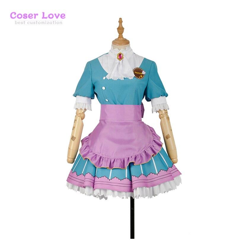 LoveLive! Kurosawa Dia Cosplay traje de Carnaval y Halloween traje de fiesta de navidad