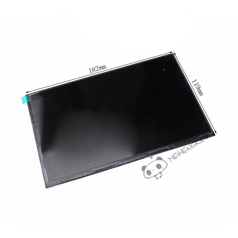 Nueva pantalla LCD de repuesto de 8 pulgadas para Cube TALK8 U27GT-C8 (P/N BP080WX7-100-F0B)