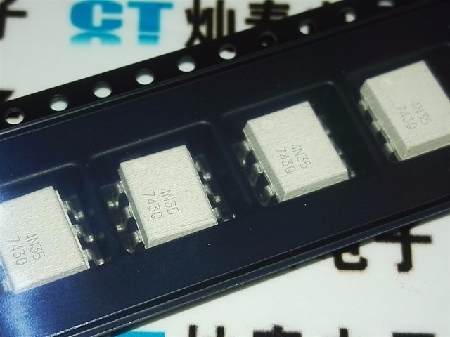 10 unids/lote 4N40 4N39 4N38 4N37 4N36 4N35 4N33 4N32 4N27 4N28 SMD-6 IC optoacoplador nuevo Original
