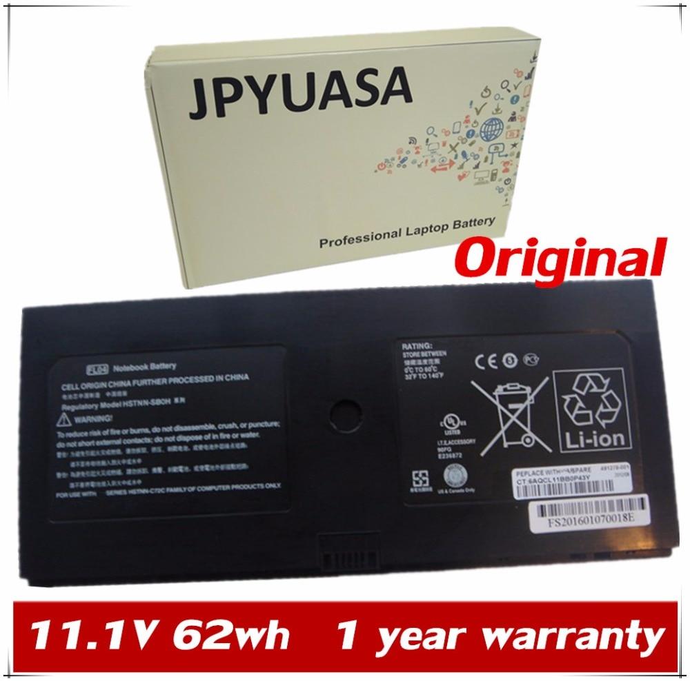 7XINbox 11,1 V 62wh Original HSTNN-DB1L HSTNN-DB0H HSTNN-C72C portátil batería para HP Probook 5310m 5320m 594637-241 Notebook