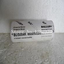 New original BALLUFF ultrasonic sensor switch BUS R06K1-XA-02/015-S75G spot