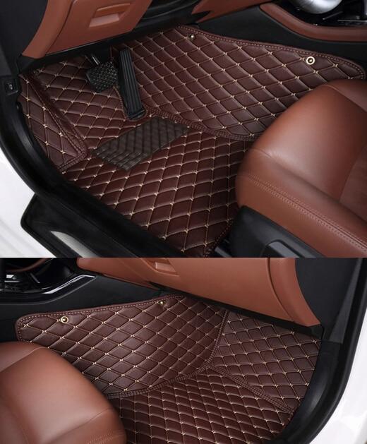 Gut! kundenspezifische sonder auto teppiche für Mercedes Benz B 180 200 250 W245 2011-2008 tragen-widerstehen auto interne matten, Freies verschiffen