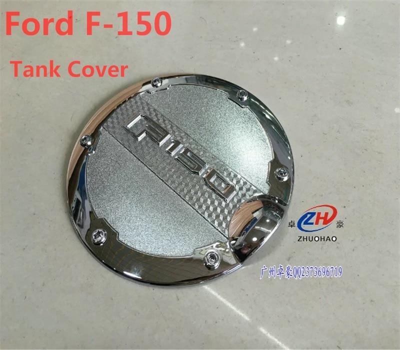 Cubierta de tanque para Ford F-150, accesorios de estilo de coche, Pick...