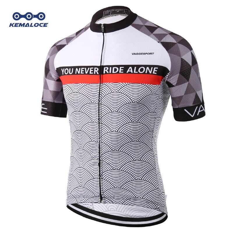 Мужская Светоотражающая футболка, профессиональная Светоотражающая серая велосипедная рубашка со скрытой молнией, для езды на велосипеде, 2019