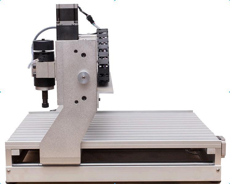 Enrutador cnc de grabado de fresado de perforación de pcb de alta precisión