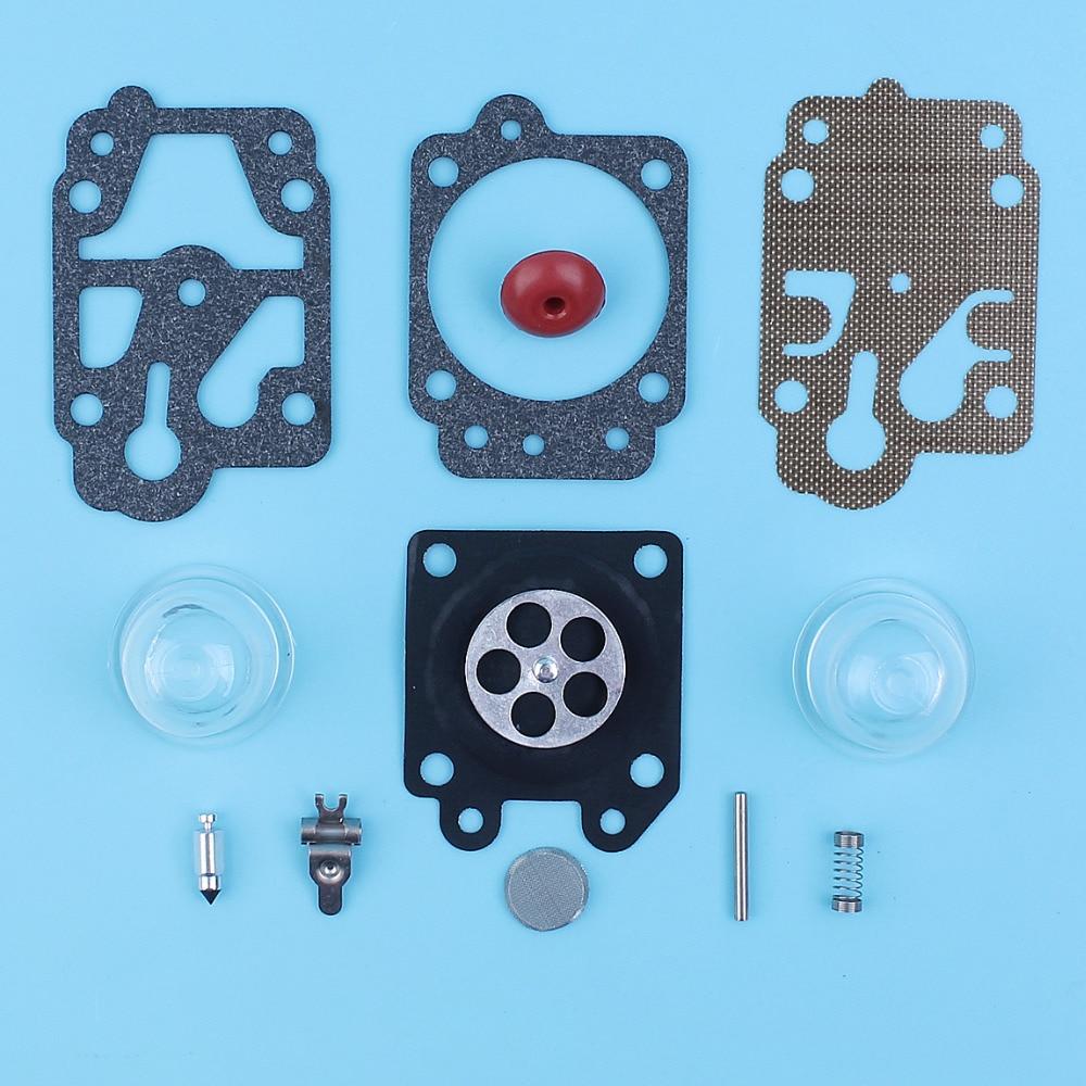 Carb Repair Primer Bulb Check Valve Kit For Honda GX35NT Chinese 43CC 52CC BC430 BC520 Brush Cutter Grass Trimmer недорого