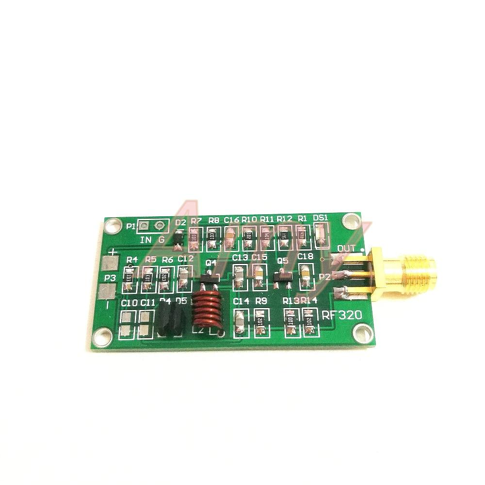 FM signal VCO signal generator voltage controlled oscillator RF signal source 80~120MHz