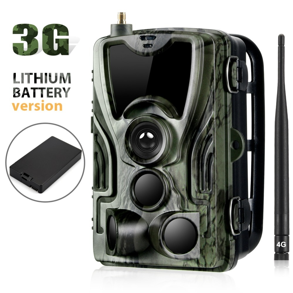 HC-801G Trail hunting trap Camera Wild game night animal thermal photo nocturnas foto Waterproof With 5000Mah Lithium Battery недорого