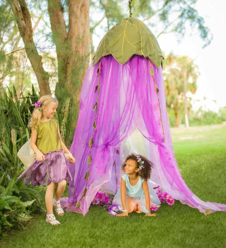 ¡Novedad de 2019! Mosquitera y corona de satén creativa, cama individual con mosquitera doble King Midge e insectos, decoración para el hogar para acampada