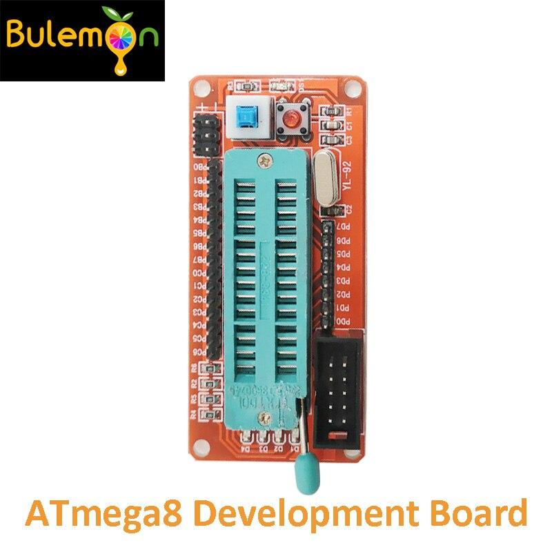 ATmega8 Development Board AVR Microcontroller Minimum System Board For Arduino
