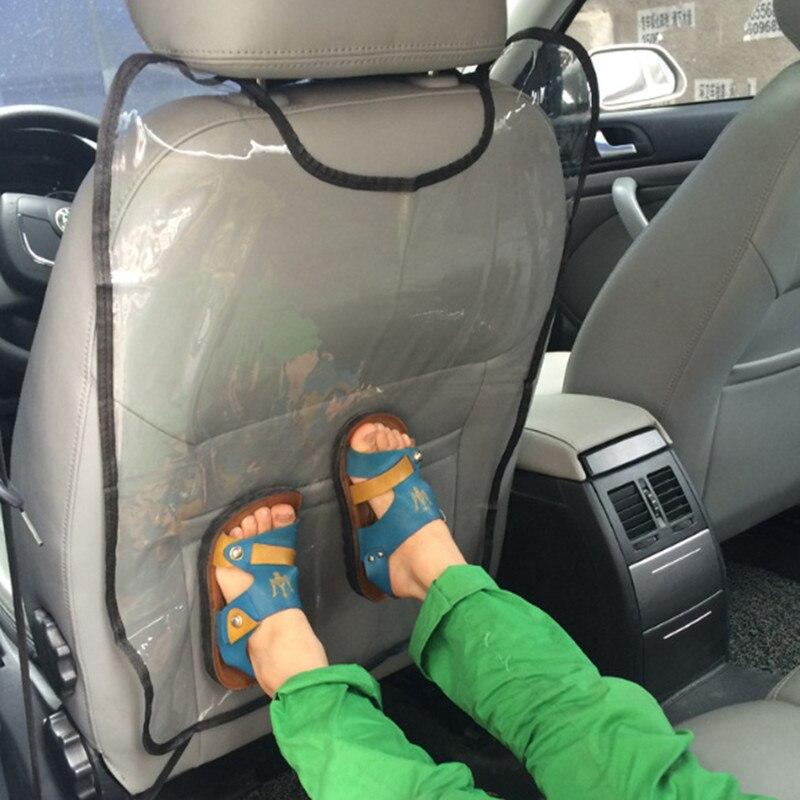 Накладка на заднее сиденье автомобиля, протектор, детский коврик для BMW 1 2 3 4 5 6 7 серии X1 X3 X4 X5 X6 E60 E90 F07 F09 F10 F15