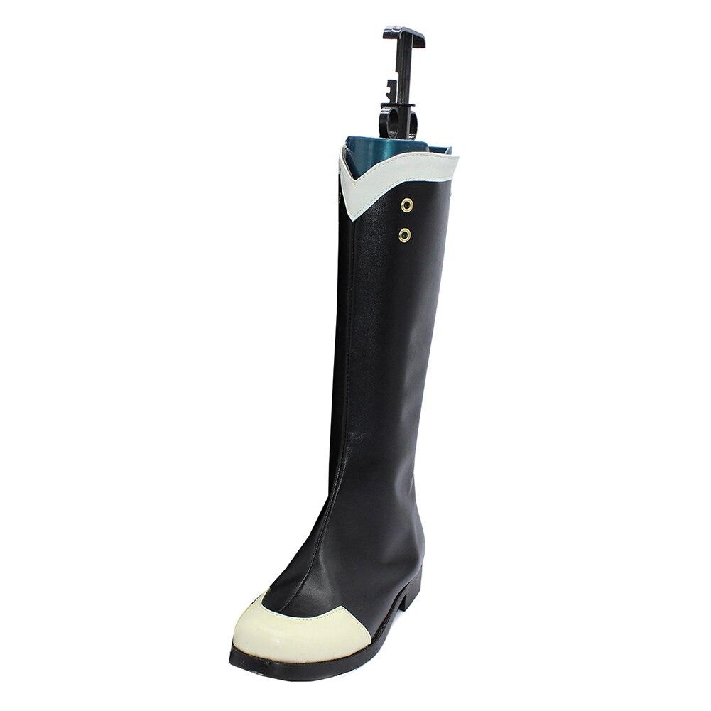 Brdwn سيراب من نهاية الرجال Yuichiro Hyakuya تأثيري أحذية الأوسط غريب مخصص حذاء مسطح