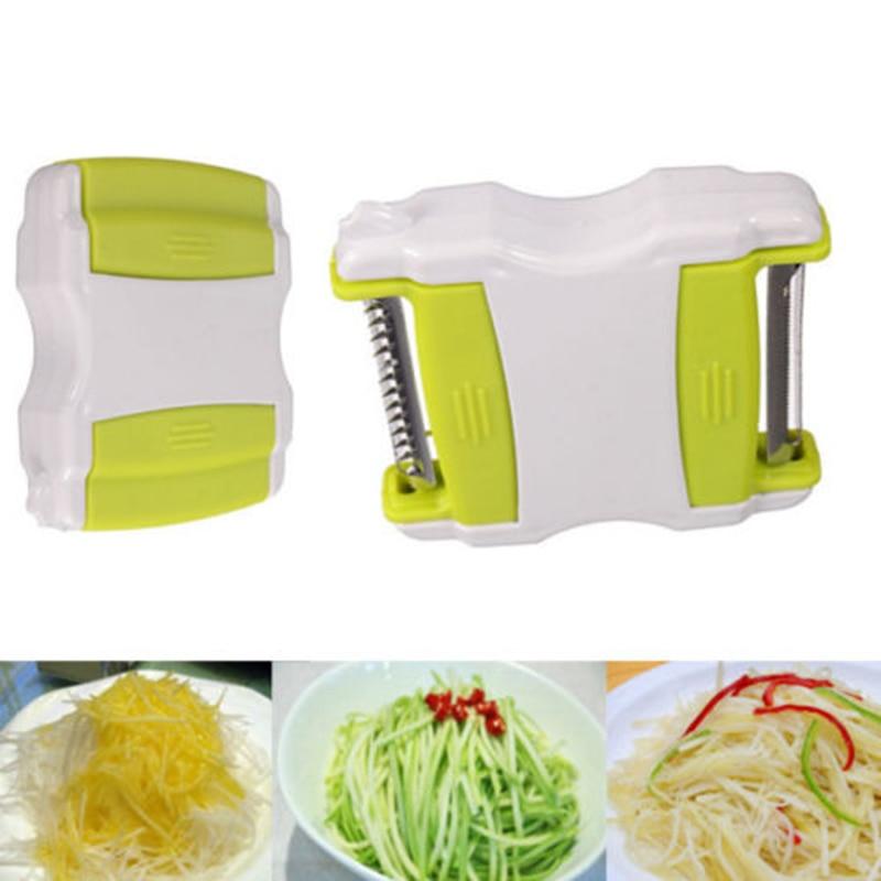 1PC herramienta de cocina vegetal patata zanahoria pepino fruta cortador cortadora trituradoras pelador accesorios de cocina herramienta