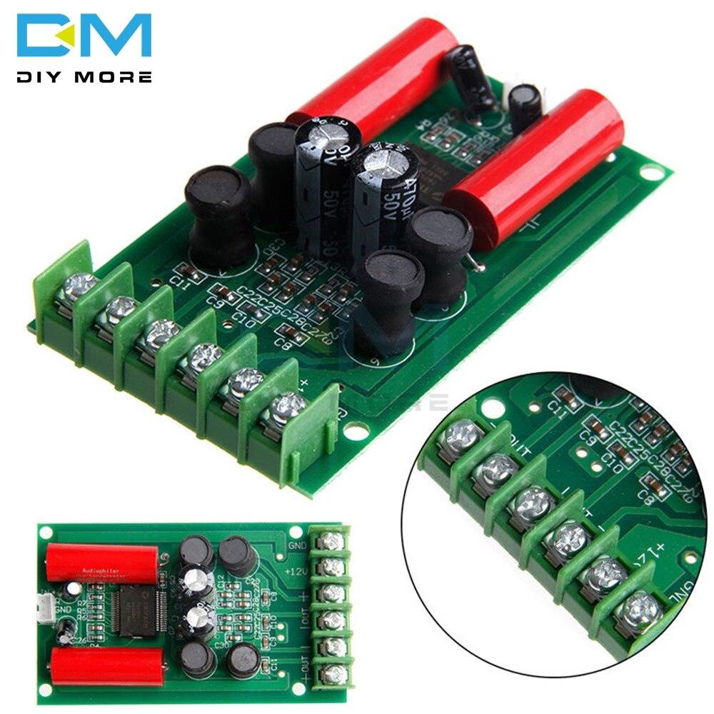 TA2024 12 В 2x15 Вт Мини HIFI цифровой аудио усилитель плата модуль автомобиля для 4-8 Ом динамик одномощный дизайн DIY KIT