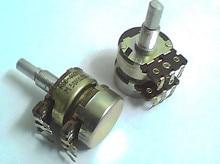 2 шт./лот, тип 24, R08-4001-05 с потенциометром 50kб x 2 22 мм