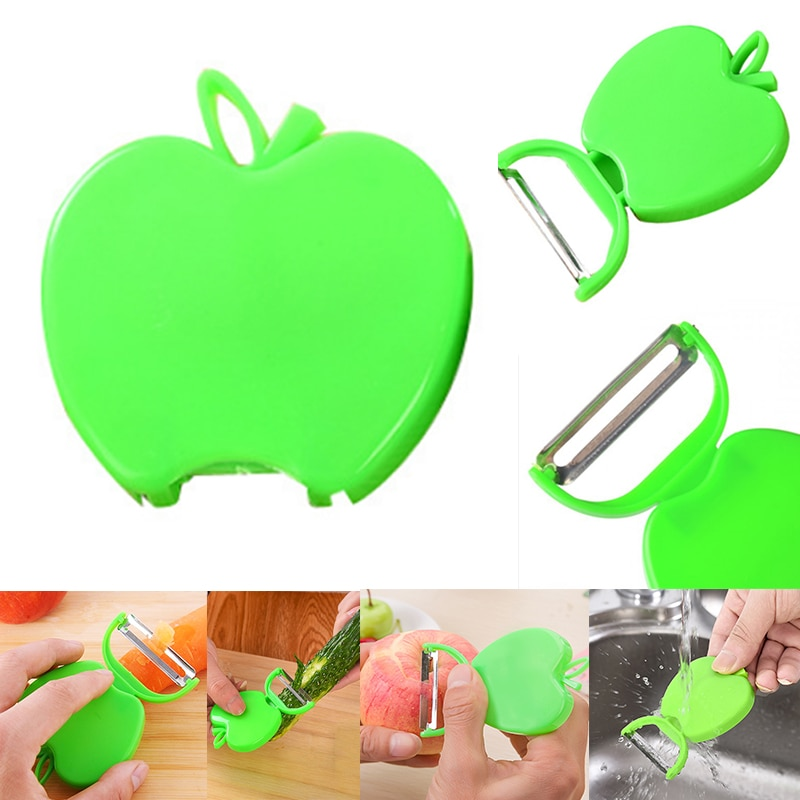 Sale 1PC Multifunctional Fashion Cutter Fruit Peeler Slicer Creative Parer Hot Vegetable Carrot Kitchen Tool Cooking Tools