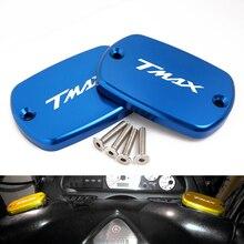 Couvercle de réservoir de carburant pour moto   logo de moto, liquide de frein, 2012, réservoir de carburant, yamaha tmax 530 DX SX 2018-500 t max 2008-2011