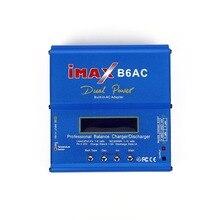 IMAX B6AC chargeur/déchargeur déquilibre Compact Intelligent professionnel 12V prise américaine T fentes adaptateur ca à cc
