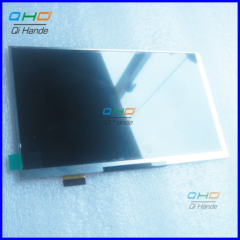 "Nueva pantalla LCD para 7 ""Supra M74AG 3G/Supra M72KG tableta 1024X600 Pantalla LCD interna Módulo de matriz reemplazo envío gratis"