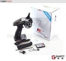 GARTT Flysky FS GT2B FS-GT2B 2.4G 3CH pistolet contrôleur émetteur récepteur TX batterie USB câble pour RC voiture bateau