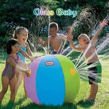 2018 tout nouveau gonflable en plein air plage boule deau pelouse jouer balle bain bain jouet plage jouet bain jouets enfants jouets pour enfants
