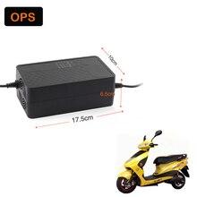 Display A LED Li-Ion Caricatore di batteria al litio 72 V 3A Per Bici Elettrica Della Bicicletta Hoverboard e Skate elettrici DC 110 V-220 V uscita 84 V 3A Volt